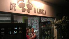 Salón de Belleza de una amiga en #alcazardesanjuan