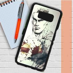 Superman Comic Art Samsung Galaxy S8 Plus Case Casefreed