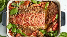 Kuorrutettu lihamureke | Mureke | Yhteishyvä Meatloaf, Lasagna, Food And Drink, Cooking Recipes, Dinner, Ethnic Recipes, Koti, Hamburgers, Drinks