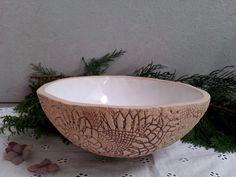 Schüsseln & Schalen - Schale Schüssel Keramik  - ein Designerstück von art-mate bei DaWanda