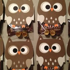"""""""Owl"""" Miss You bags for end of school year Owl Classroom, Classroom Ideas, Owl Miss You, Fall Crafts, Diy Crafts, End Of School Year, Owl Always Love You, Kids Corner, Fun Ideas"""