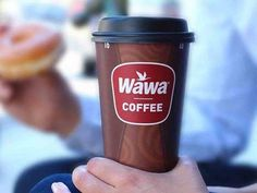Oh, happy day! Wawa Coffee to the rescue.