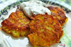 Potato Pancakes/ placki ziemniaczane