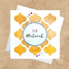 Eid Adha Mubarak, Eid Mubarak Card, Eid Al Fitr, Eid Cards, Greeting Cards, Square Envelopes, Happy Eid, Islam Muslim, Pink Paper