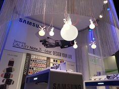 Mr.SPACEWALKER SAMSUNG [DESIGN YOUR LIFE] <<< FAST FORWARD EVENTS #DARK #Samsung at Brxl BE
