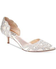 58 Enchant Closed Toe White Wedding Shoes Ideas | Wedding shoes ...