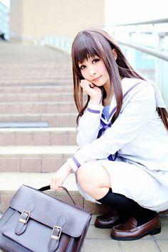 Cosplay noragami Kawaii Hiyori Iki Anime cosplay <3 *-*