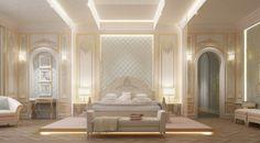 Bedroom Design In Dubai Master Bedroom Interior UAE . Interior Design Modern Bed Room 626 By . Majlis Interior Design In Dubai Ideas For The House . Home and Family Interior Design Dubai, Residential Interior Design, Interior Design Companies, Luxury Homes Interior, Luxury Home Decor, Modern Interior Design, Traditional Bedroom, Cool House Designs, Bedroom Styles