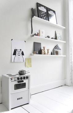 Ollie & Seb's Haus blog _Brio Kitchen