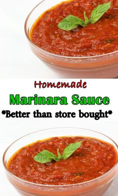 Marinara sauce is an Italian sauce that originated in Naples, usually made with tomatoes, garlic, herbs, and onions. Homemade Marinara Sauce is very easy and fast to make. It tastes way better than store bought. It is made with very basic ingredients. The main thing required is a healthy dose of patience; the longer it simmers, the better it is.