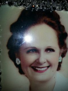 My Grandmother who lived to 112! I drove her arou nd in a handicapp van