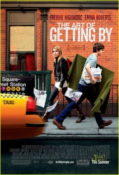 The Art of Getting By. My Favorite movie with my Favorite Actors with my favorite songs. :DD