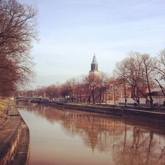 Early spring in Turku