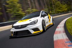 """Der #Opel Astra TCR"""
