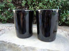 Baileys Irish Cream Recycled Bottle Glasses by ConversationGlass, $36.00