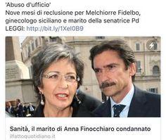 il popolo del blog,notizie,attualità,opinioni , fatti : al marito della Finocchiaro senatrice pd 9 mesi di...