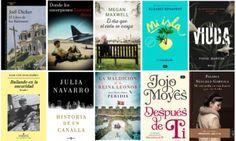Libros más vendidos semana del 11 al 17 de julio 2016 en ficción