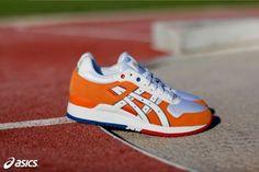 Asics GT II x Netherlands olympic team : so orangebud!!