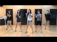 ▶ EXID - I Feel Good Dance Practice Mirror - YouTube