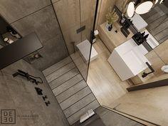 45 Adorable Wooden Bathroom Design Ideas For You 29 Bathroom Layout, Modern Bathroom Design, Contemporary Bathrooms, Bathroom Interior Design, Bathroom Ideas, Luxury Bathrooms, Bath Design, Bathroom Designs, Wooden Bathroom
