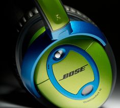 ColorWare BOSE QuietComfort 15 Headphones