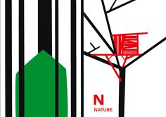 abc architecture for kids/ n : nature