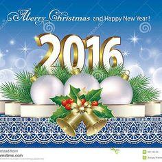 MERRY CHRISTMAS & HAPPY NEW YEARS!