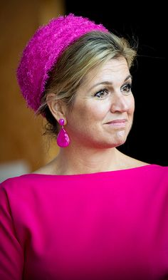 Royals wearing pink: Breast Cancer Awareness Month style inspiration