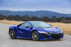 2016 Acura NSX Images | Pictures and Videos