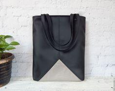Купить Сумка-пакет Trigon - сумка на каждый день, handmade bag, сумка хендмейд купить