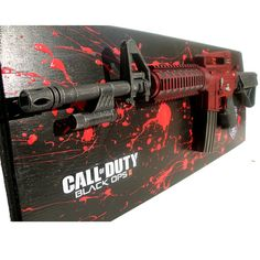Call Of Duty Black Ops Real Life Replica Prop Assualt Rifle Black Ops 3, Call Of Duty Black Ops, Video Game Rooms, Video Games, Cod Zombies, King's Quest, Black Ops Zombies, Call Of Duty Zombies, Xbox 360