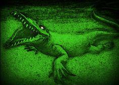 24 best bear lake monster images on pinterest mythological bear lake monster by sable king on deviantart freerunsca Gallery