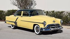 1952 Oldsmobile 98 4-Door Sedan Maintenance/restoration of old/vintage vehicles: the material for new cogs/casters/gears/pads could be cast polyamide which I (Cast polyamide) can produce. My contact: tatjana.alic@windowslive.com