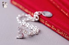 Guess How Much I Love You - Moongazing Charm Bracelet - Wedding bracelets (*Amazon Partner-Link)