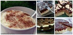 Valamilyen megmagyarázhatatlan ok miatt, a tejbegrízes sütik mindig finomak! Össze is gyűjtöttük a kedvenceinket, hogy Neked már csak sütni kelljen! Sweet Cookies, Okra, Nutella, Tiramisu, Goodies, Food And Drink, Pudding, Eat, Ethnic Recipes