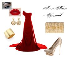 """""""Ieon Man - Formal"""" by scarlett-imogen-hughes on Polyvore featuring Gianmarco Lorenzi, Kenneth Jay Lane, Brooks Brothers, Dsquared2, Avengers, marvel, ironman, Stark and tony"""