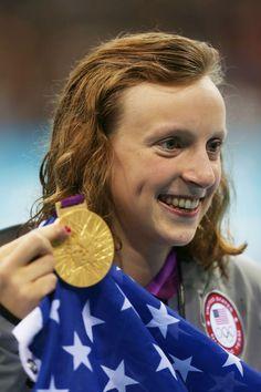 Katie Ledecky Photos - Olympics Day 7 - Swimming - Zimbio