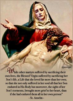 As a Catholic, I can thank her for all of her sacrifices, and try to live my life in her image. But as a mother.... I can't even begin to imagine all that she went through. I pray I remember every single day to be grateful for everything and everyone God has blessed me with! For their health and happiness, and the fact that we are all together. ♥A
