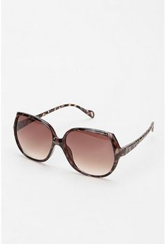 2b3d0ec641 Wide 70s Sunglasses - Urban Outfitters