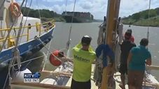 Hokulea — Hōkūleʻa Completes Transit Through Panama Canal and Returns to Pacific Waters - Hokulea
