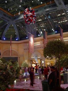 Photos from my 2004 vacation in Las Vegas.