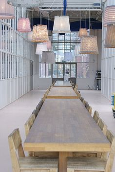 piet hein eek  by wood & wool stool, via Flickr