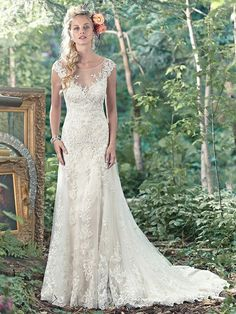 Maggie Sottero Tami Marie Gown