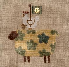 Bent Creek - Spring Ewe