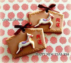スポンジでステンシル の画像|~Cookie Crumbs~クッキー・クラムズのアイシングクッキー