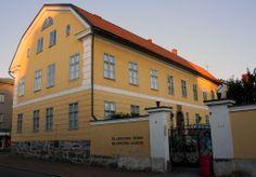 K.H.Renlund museum - The Provincial Museum of the Central Ostrobothnia, Museum Quarter. Kokkola, Central Ostrobothnia province of Western Finland - Keski-Pohjanmaa