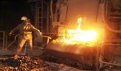cool إنتاج الصلب العالمي يتراجع بنسبة 4.1% في نوفمبر