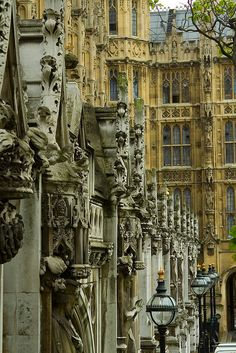 London England by az1172, via Flickr. I just loved all the architecture there- at least, all the old buildings!