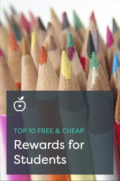 Top 10 Free (& Cheap) Rewards for Students Student Rewards, Teacher Freebies, Special Education Teacher, Teaching Tools, Culture, School