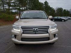 2013 Lexus LX570 Base 4x4 4dr SUV SUV 4 Doors Beige for sale in Durham, NC Source: http://www.usedcarsgroup.com/used-lexus-for-sale-in-durham-nc